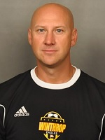 Daniel Ridenhour, Head Men's Soccer Coach
