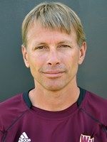 Spencer Smith, Head Women's Soccer Coach